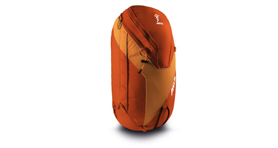 ABS Vario Zip-On 24 Backpack red/orange